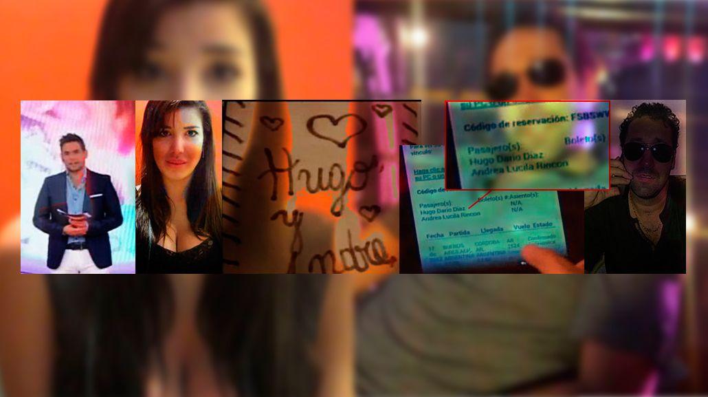 Escándalo: Andrea Rincón, a la Justicia por su vínculo con el financista desaparecido; las pruebas del romance