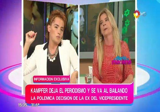 Nancy Pazos se peleó con Mercedes Ninci y le dijo misógina: ¿Tanto necesitás para hacerte famosa, flaca?