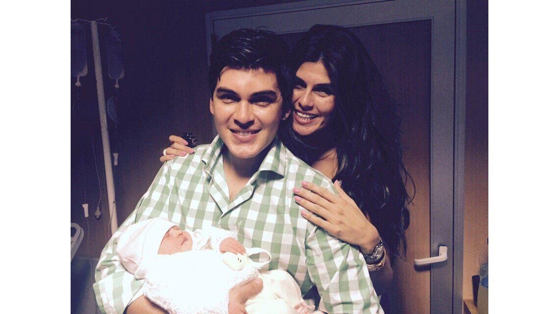 ¿Se contagiará? La felicidad de Loly Antoniale por el nacimiento de su primera sobrina
