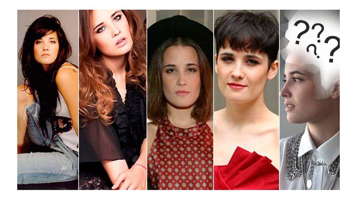 Los distintos cambios de look de Florencia Torrente: ¡Mirá qué se hizo ahora!