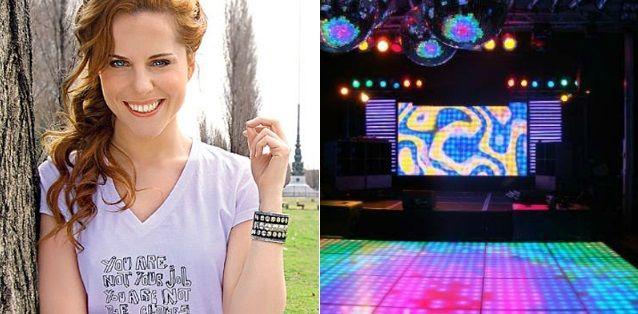 Agustina Kampfer, cada vez más cerca del Bailando 2015
