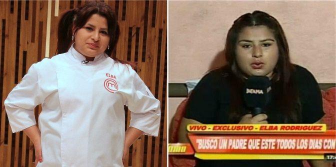 Elba, la ganadora de Master Chef, será madre soltera: Mi ex decidió desaparecer