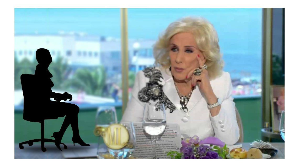 La famosa que denunció que Mirtha Legrand no la invita a su mesa desde 1974