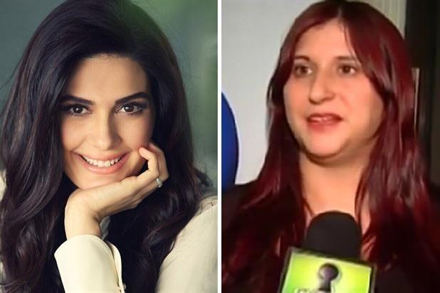 La chilena que interpreta la voz de Sherezade, en Las mil y una noches