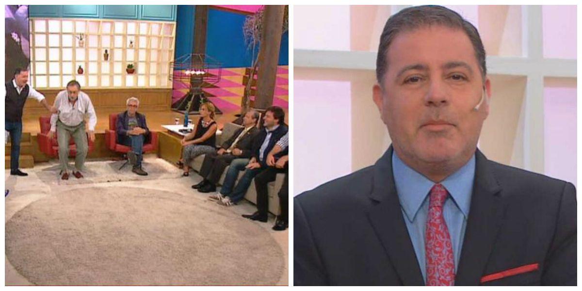 Bajas en el programa de Fabián Doman: cuatro panelistas terminan a fin de mes