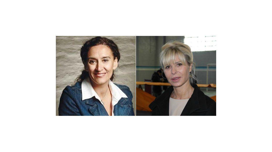 Gabriela Michetti y Karina Rabolini este sábado, en vivo, en Intratables