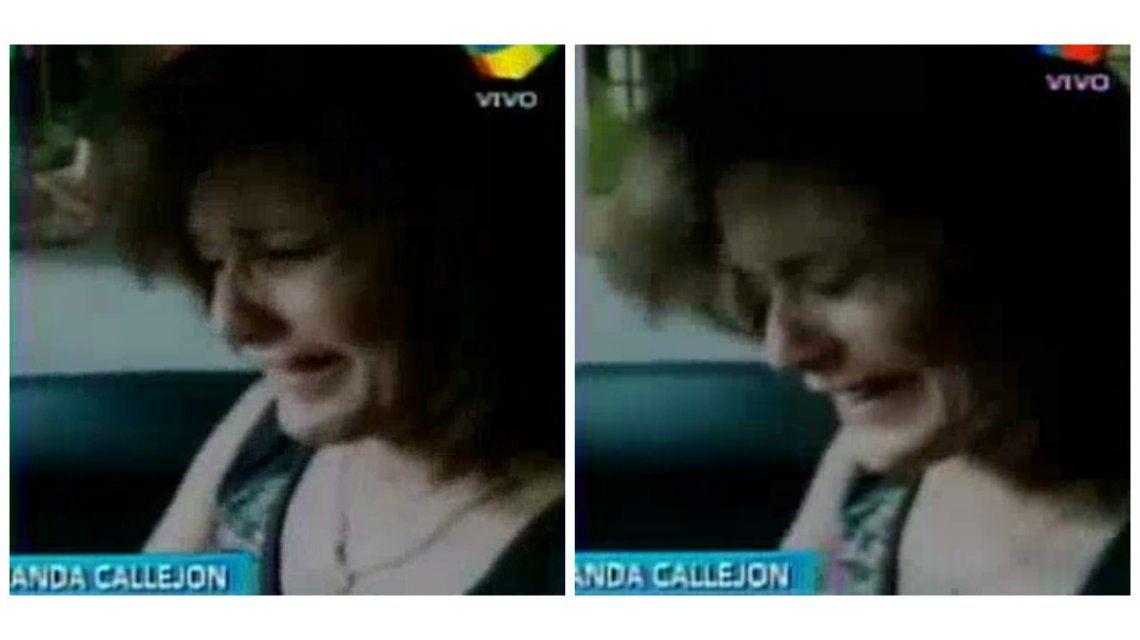 El emotivo momento en que a María Fernanda Callejón le confirman su embarazo