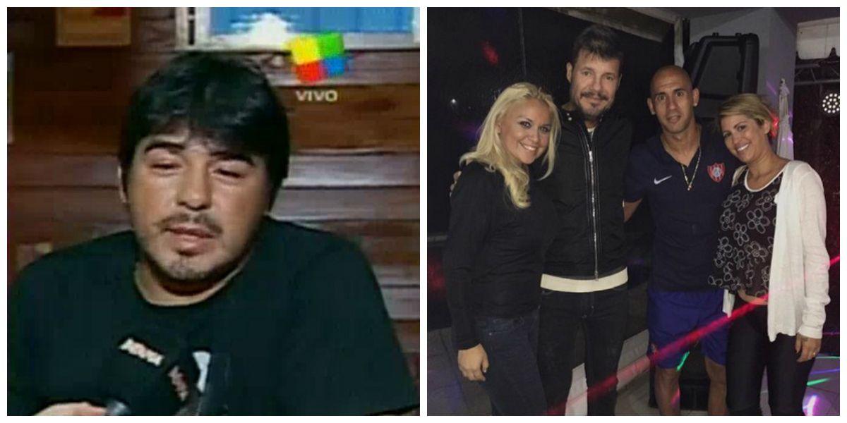El Chino Maradona reveló los secretos del encuentro de Marcelo Tinelli y Verónica Ojeda