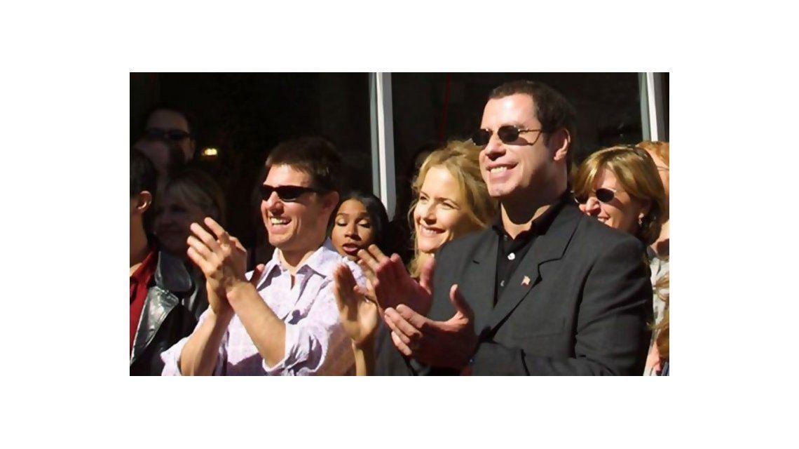 Aseguran que Tom Cruise y John Travolta fueron pareja en secreto durante 30 años