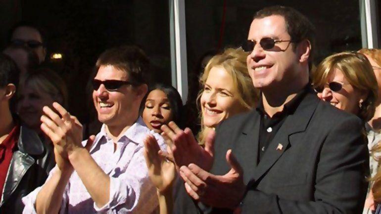 Un supuesto ex de John Travolta aseguró que el actor tiene un apetito sexual insaciable