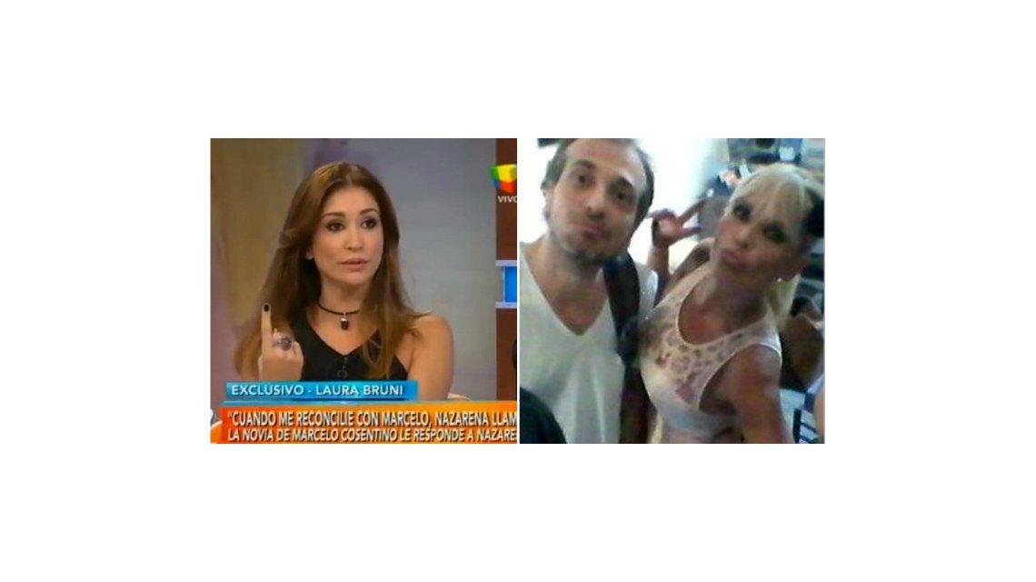 Marcelo me reconoció que fue un error lo de Nazarena, dijo la novia de Cosentino