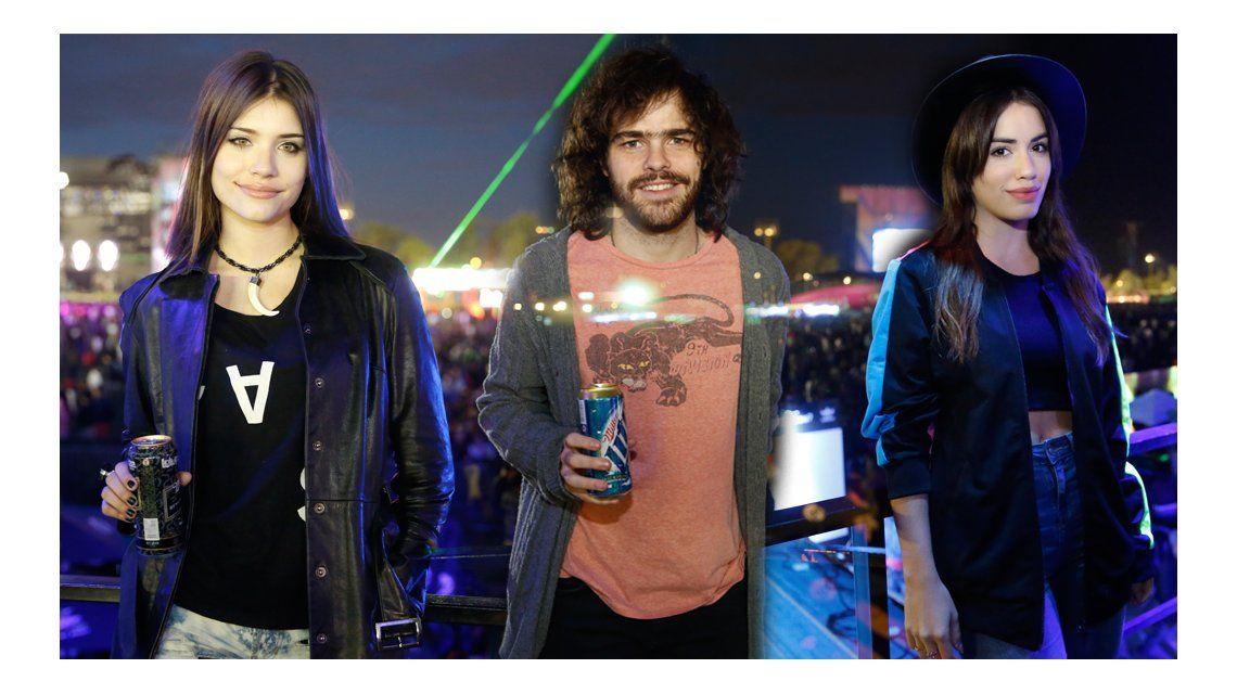 Los famosos vivieron a pleno el Lollapalooza: mirá las fotos