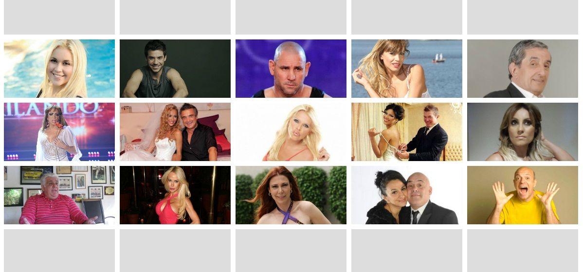 Estos son: los participantes confirmados del Bailando