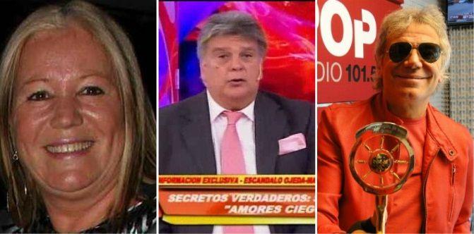A quién eligió Luis Ventura para ir al Bailando 2015: ¿su mujer, Estelita, o Beto Casella?