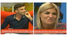 Martín Bossi a Eugenia Tobal: Me hubiera gustado Icardiar a Cabré