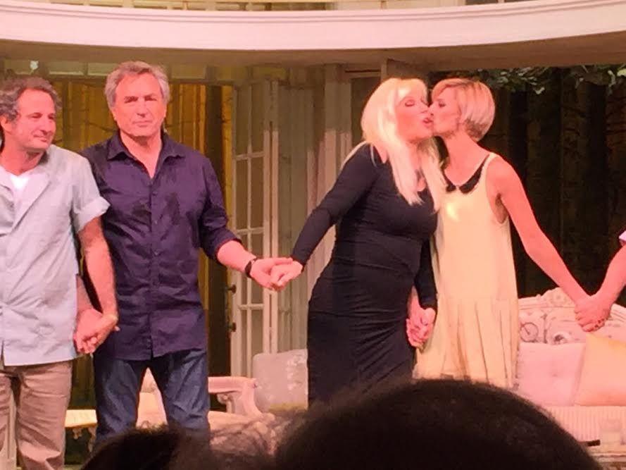 La euforia de Susana Giménez después del estreno de Piel de Judas: show de gestos y divertidas caras