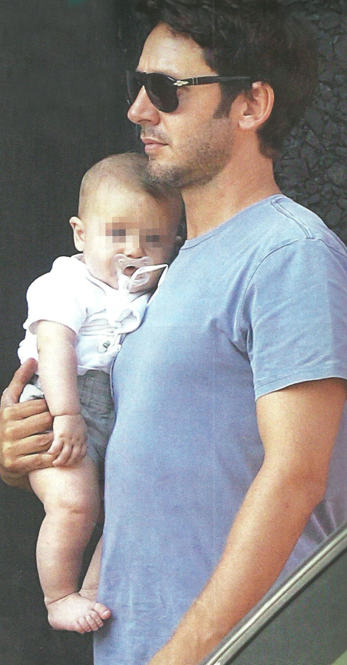 Pampita y Benjamín Vicuña pasearon por Buenos Aires con sus hijos: Nuestro secreto es solo puro amor
