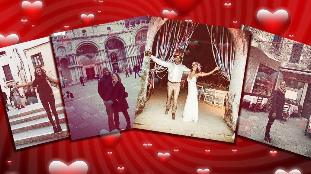 La luna de miel de Luli Fernández y Cristian Cúneo Libarona en Europa