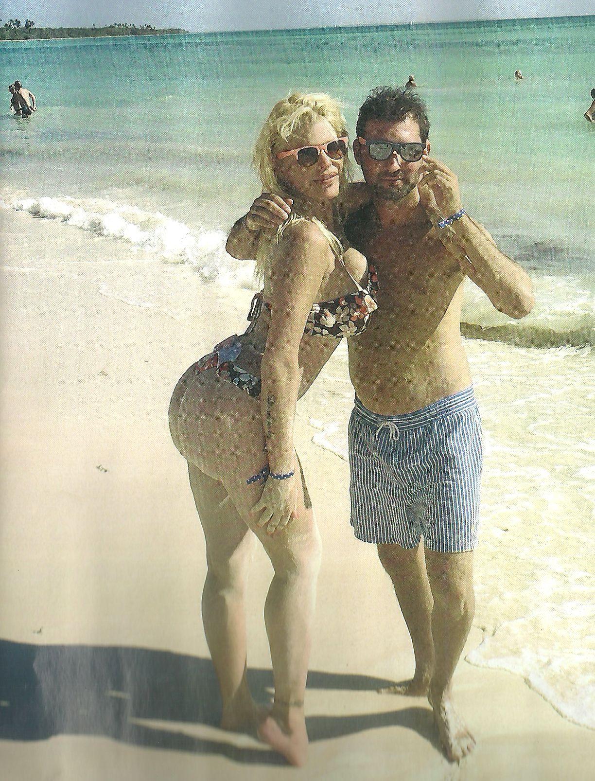 El beso que confirma el romance de Nazarena y Gonzalo Gamarra; la luna de miel de Barbie Vélez y Fede Bal