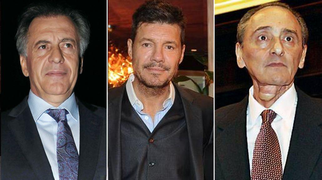 Cristóbal López y Héctor Magnetto firmaron un acuerdo por 1500 millones de pesos
