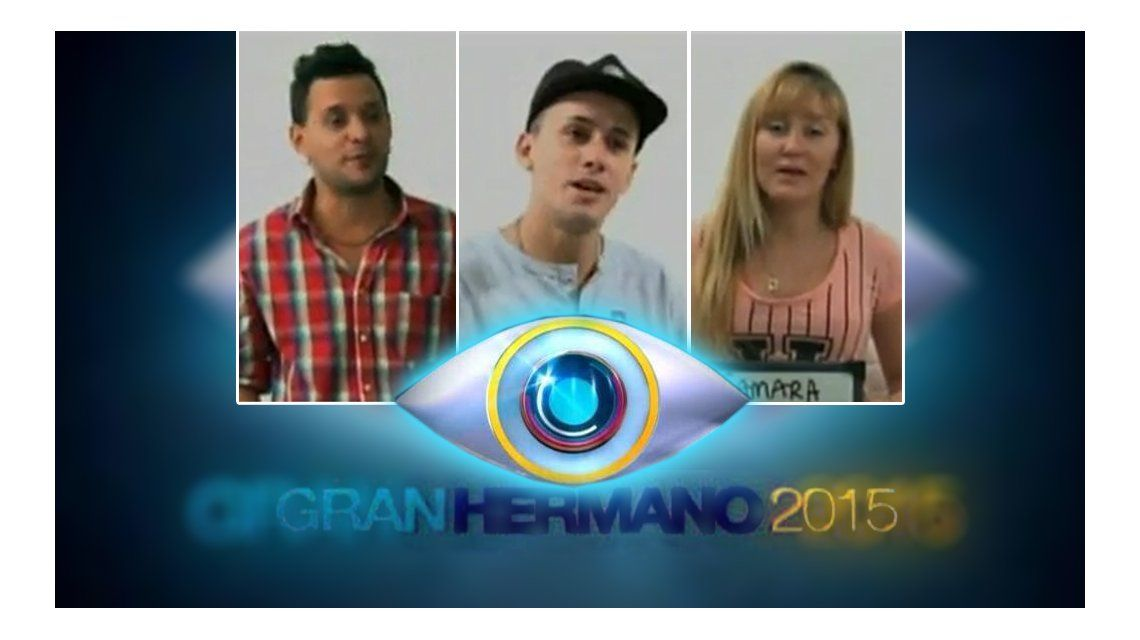 Los insólitos participantes del casting de Gran Hermano 2015: Edgard, de Volcán, la cheta y Dj Memo