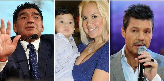 Los abogados de Maradona presentaron una cautelar contra Verónica Ojeda y Marcelo Tinelli