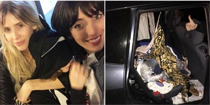 Tras su separación de Marcelo Tinelli, Guillermina Valdes disfrutó de una noche de soltera
