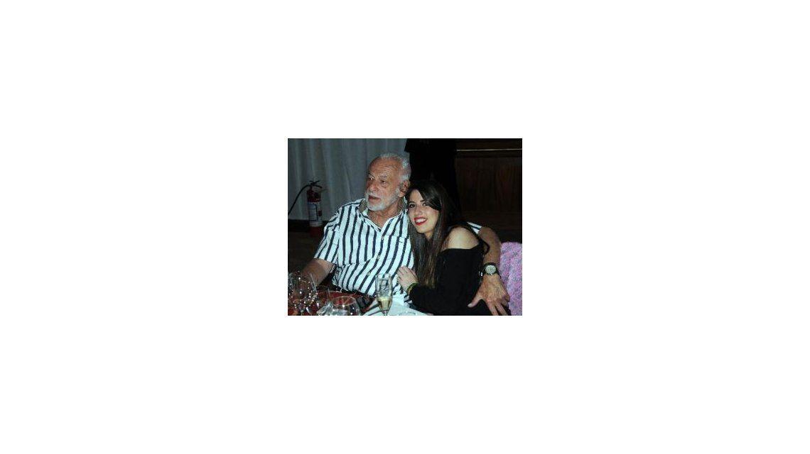 La nieta de Gerardo Sofovich: Éra muy cariñoso conmigo, como gelatina