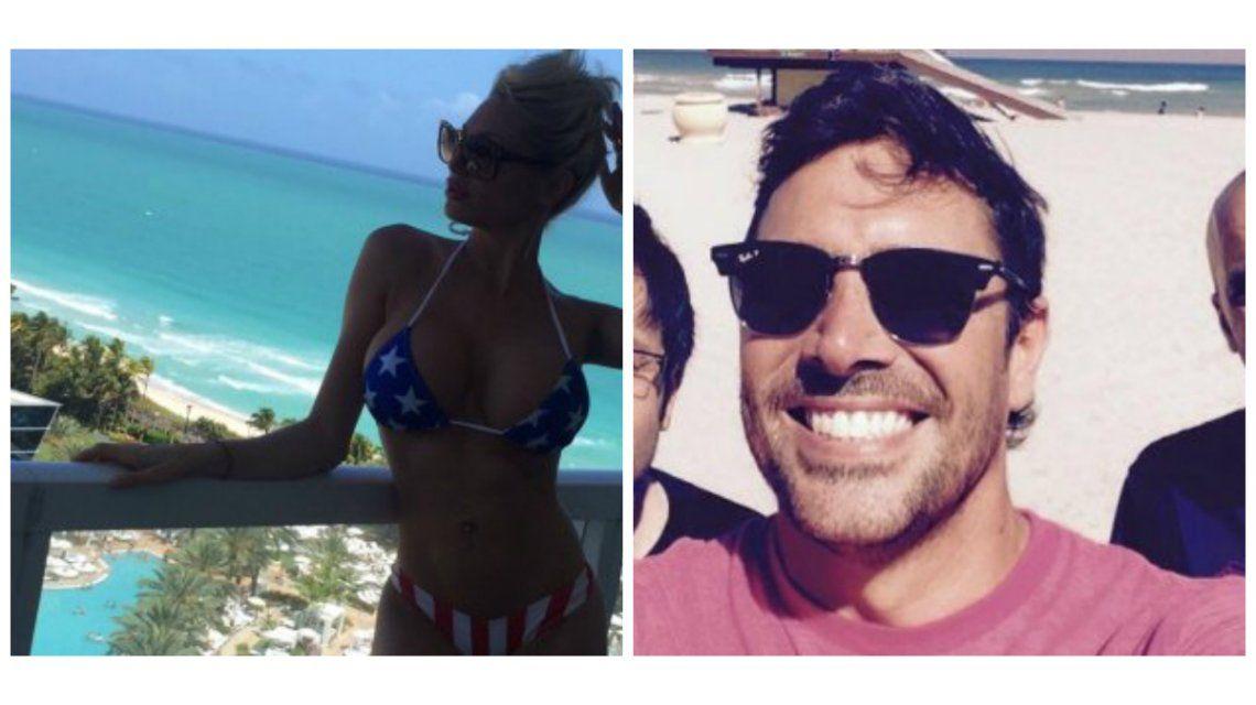 Dios los cría: rumores de una noche de sexo escandaloso entre Matías Alé y Vicky Xipolitakis