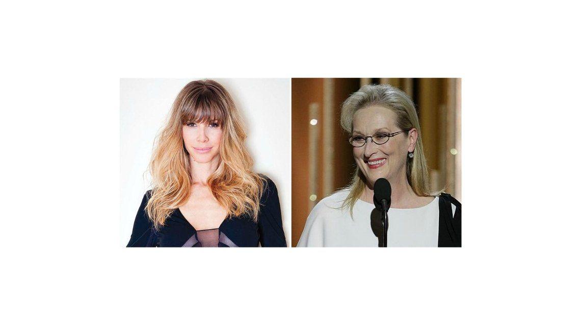 Guillermina Valdes utiliza palabras de Meryl Streep para definirse: No quiero amar a quien no me ama