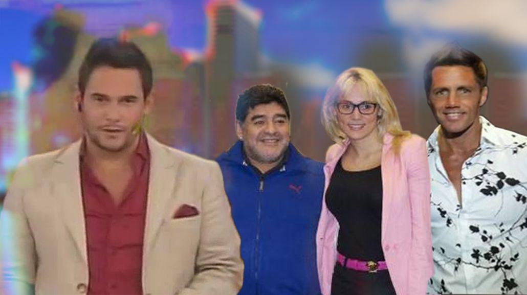 Exclusivo: tira y afloje entre Diego Maradona y Rocío Oliva por culpa de Alejo Clérici