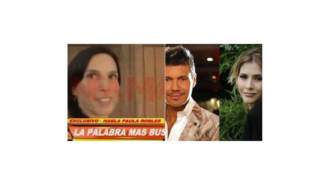 ¿Qué dijo Paula Robles de la separación de Marcelo Tinelli y Guillermina Valdes?