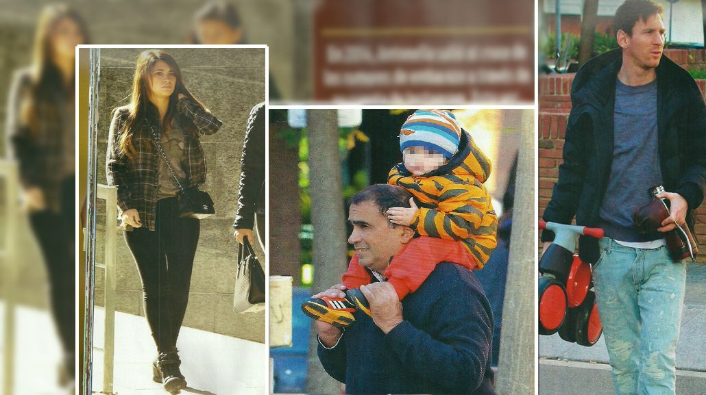 En España confirman la llegada del segundo hijo de Lionel Messi y Antonella Roccuzzo y anuncian su casamiento en Venecia