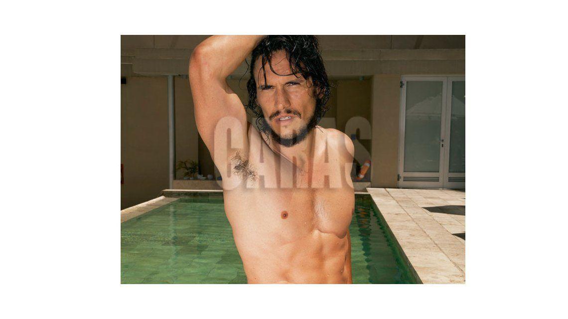 Juan Sorini, el petisero hot de Viudas...: Desde que estoy en la tele tengo más sexo