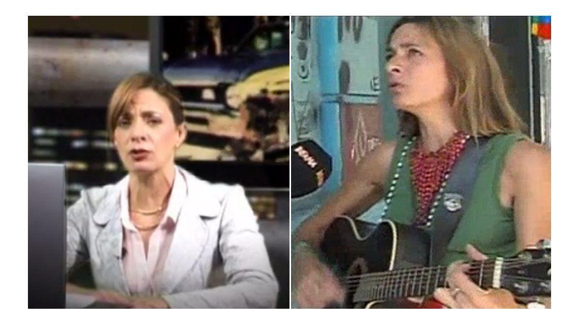 Aparición con vida de Marcela Pacheco: la conductora que dejó todo y se hizo hippie