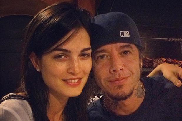 Mientras Tinelli y Valdes se separan, Sebastián Ortega se muestra feliz con su novia