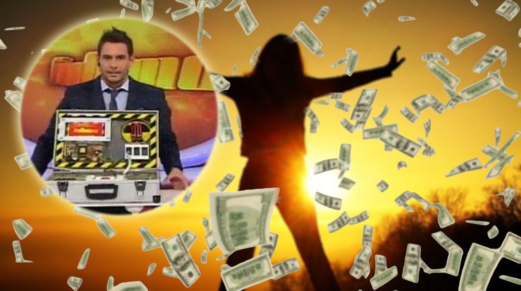 La rubia de los 100 millones de dólares