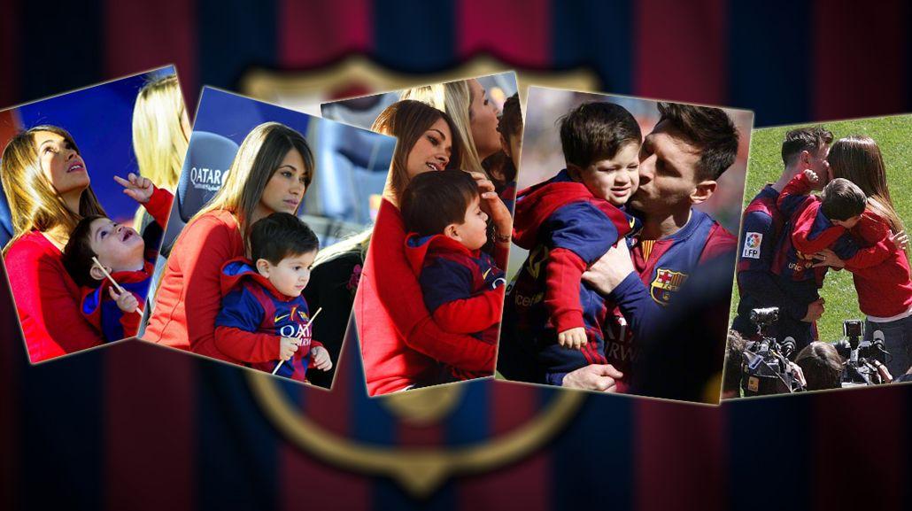 Lionel Messi: Ser padre me ayudó a crecer; primero está Thiago y después, lo demás