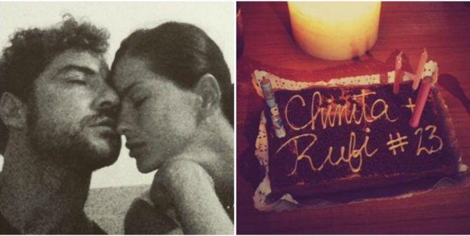 El romántico mensaje de cumpleaños de Bisbal a la China Suárez: Gracias por lo que me haces sentir