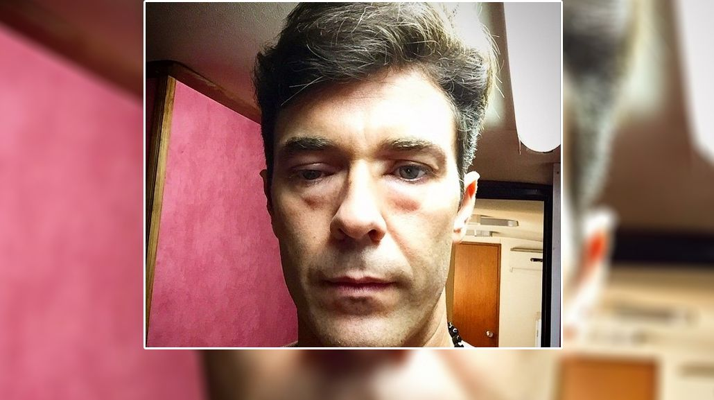 ¿Qué le pasó a Mariano Martínez?