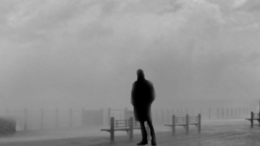 El famoso que quedó en medio de la inundación en San Luis: vivió momento de tensión
