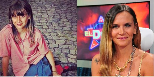El insólito parecido entre Barbie Vélez de adolescente y Amalia Granata