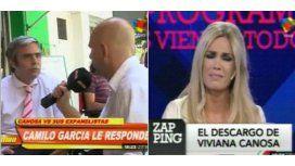 Camilo vs Canosa: Dejate de tonterías, hace bien tu programa y tratá de divertir