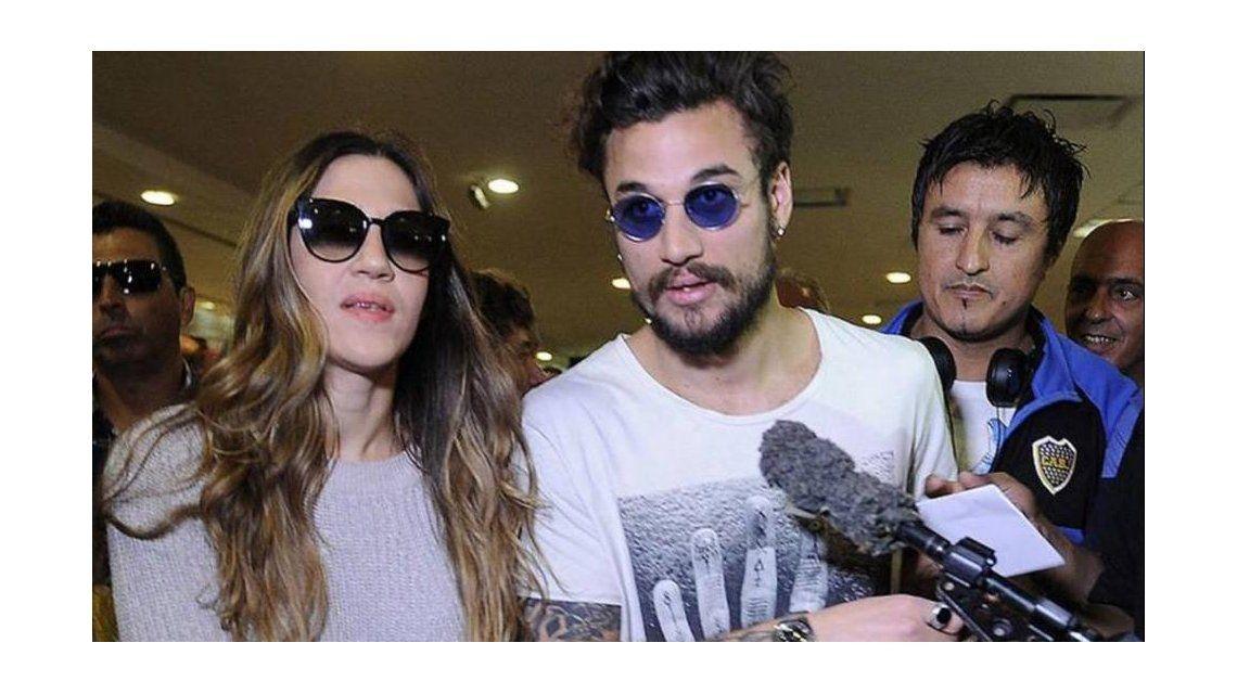 Daniel Osvaldo se vuelve a Italia y Jimena Barón sigue con sus proyectos en Argentina: los motivos