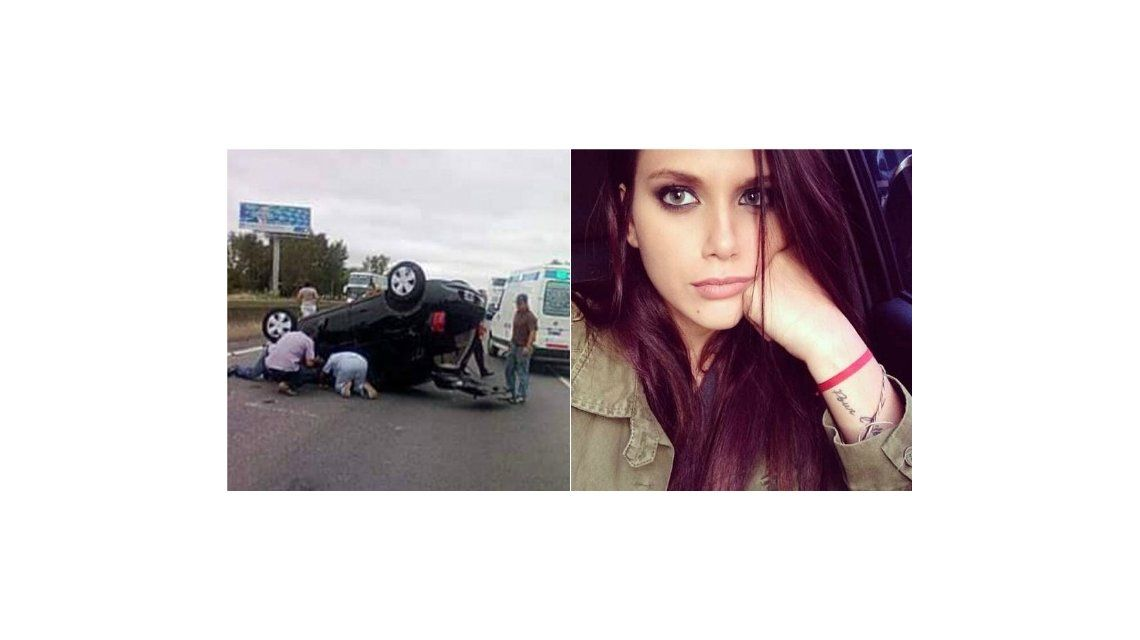Barbie Vélez habló del accidente automovilístico: Gracias a Dios fue sólo un susto
