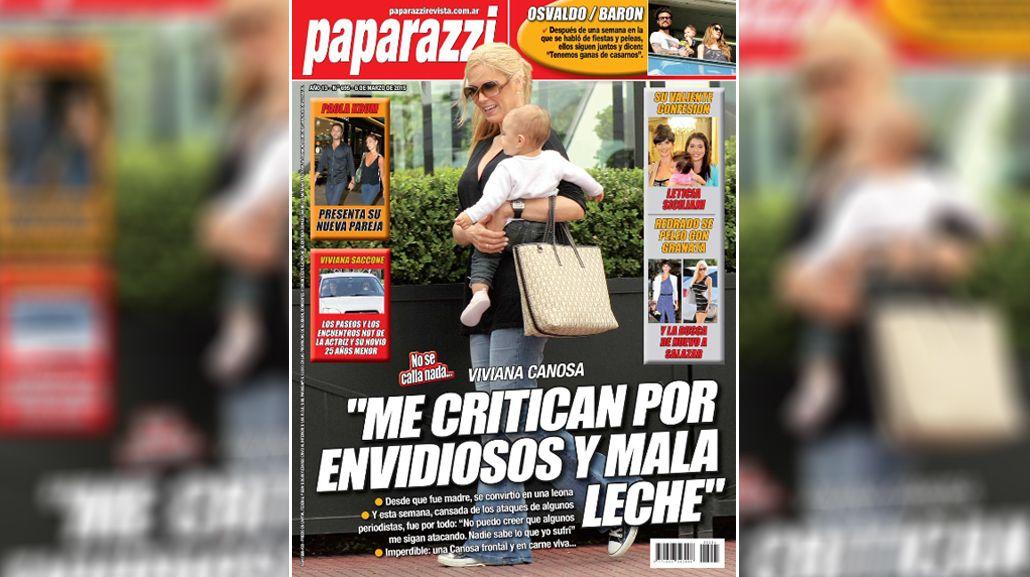 En medio del escándalo, Viviana Canosa se refugia en su hija: Me critican por envidiosos y mala leche