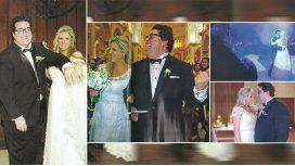 El álbum del casamiento de Darío Barassi: mega fiesta e invitados famosos