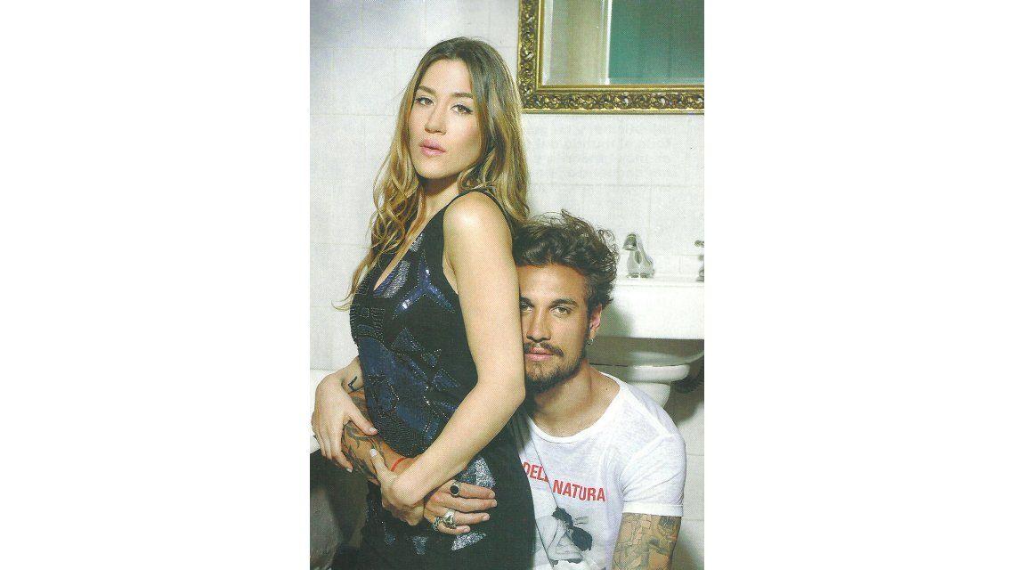 Hace cuatro meses, Jimena Barón y Daniel Osvaldo hablan de su relación: confianza ciega y planes de casamiento