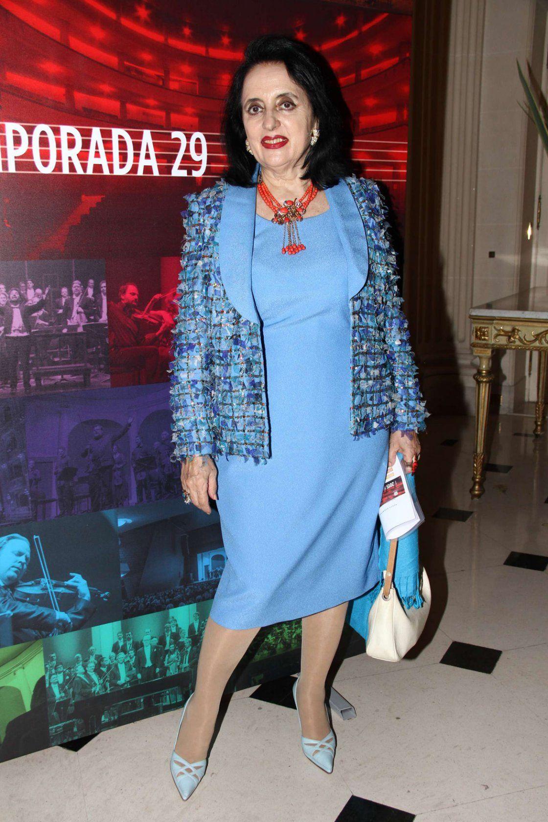Murió la reconocida periodista de espectáculos Juana Patiño