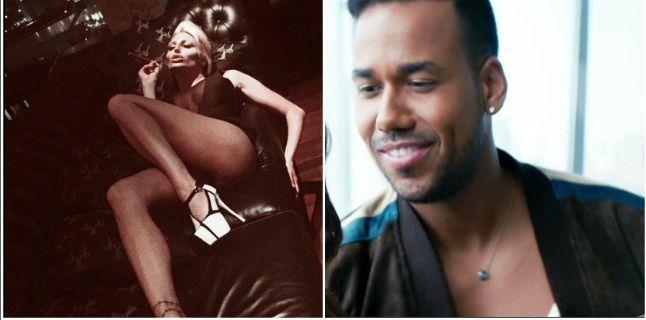 ¿Hubo romance entre Vicky Xipolitakis y Romeo Santos en Buenos Aires?